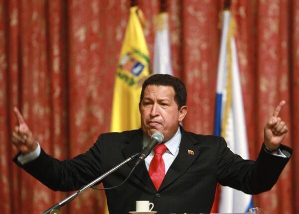 Уго Чавес не почувствовал запах серы на трибуне ООН