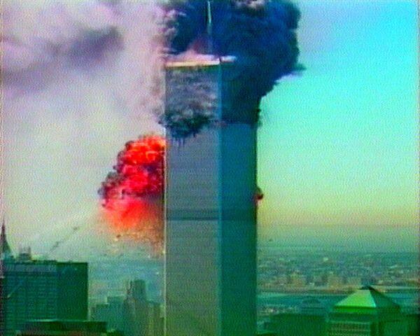 Американская трагедия 11 сентября 2001 года