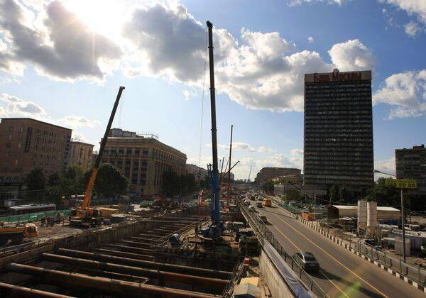 Ежегодный конкурс на лучший проект в области инвестиций и строительства пройдет в Москве в декабре.