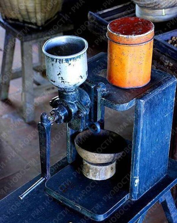 Станок для молки кофе