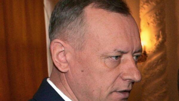 Командующий Дальней авиации Военно-воздушных сил России Анатолий Жихарев. Архивное фото