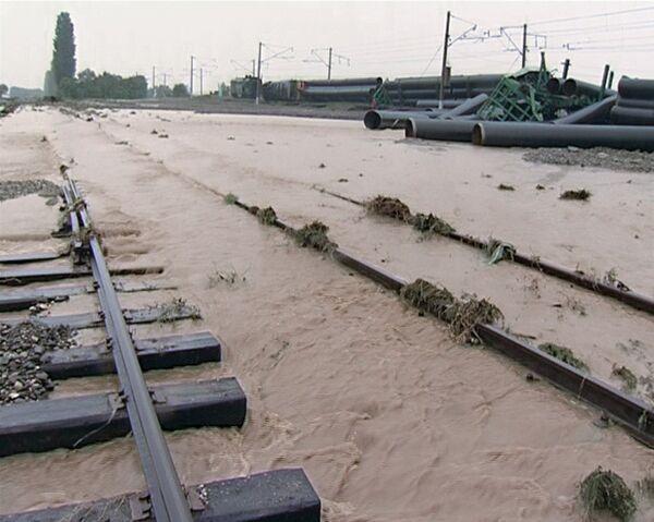 Ущерб от стихии, обрушившейся на Дагестан, превышает 600 млн рублей
