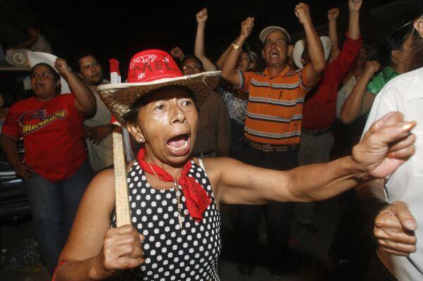 В Гондурасе введен комендантский час