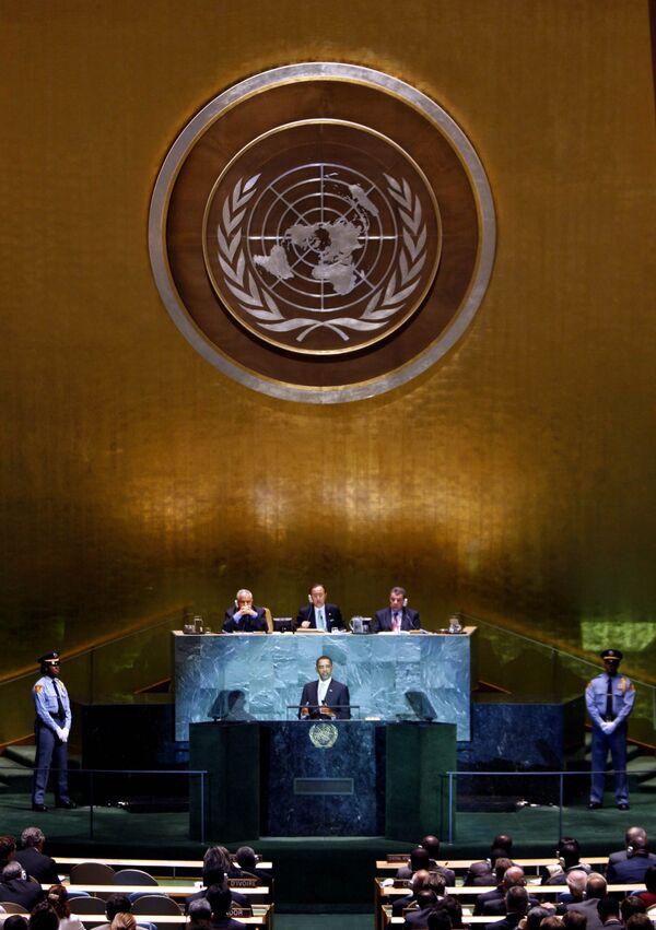 Скоро мир достигнет критических порогов изменения климата - Пан Ги Мун