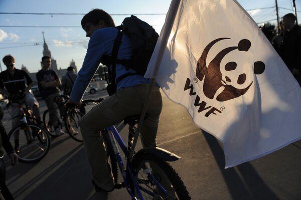 Велопробег в поддержку Дня без автомобиля прошел на Воробьевых горах