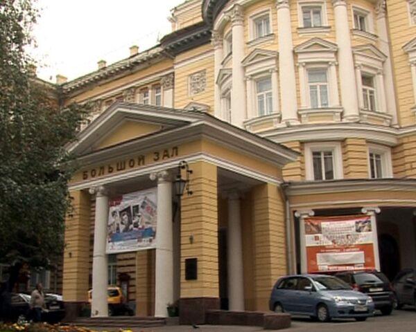 Охранять акустику Большого зала Московской консерватории будут по макету