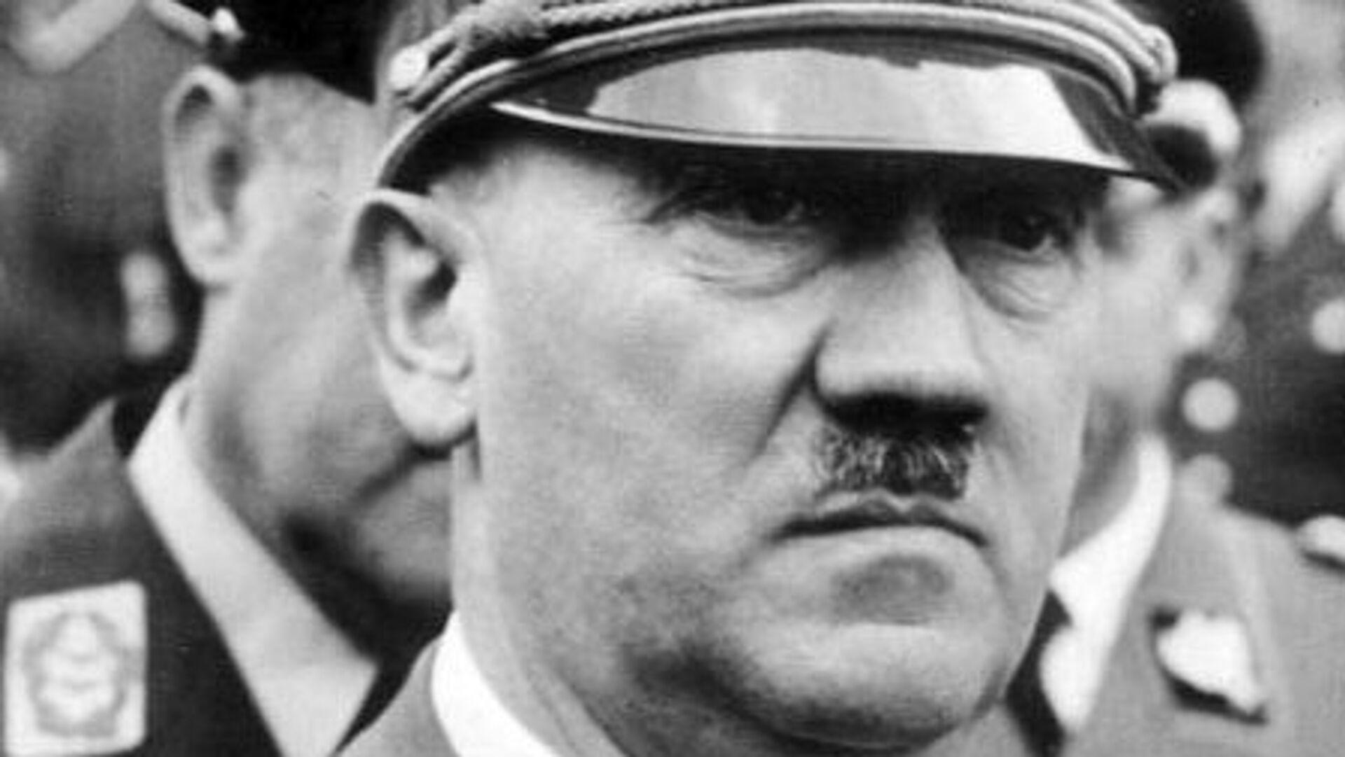 Адольф Гитлер - РИА Новости, 1920, 29.12.2020