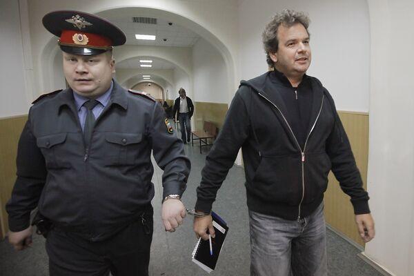 Заседание по делу Андрея Бойко в Мосгорсуде