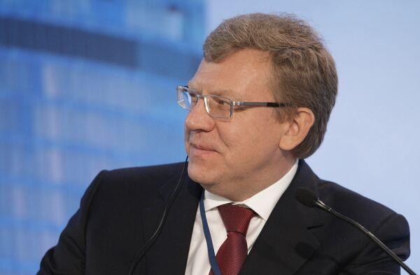 Кудрин считает нереалистичным предложенный эсерами проект бюджета-2010