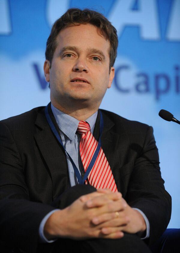 Глава фонда Prosperity Capital Management Матиас Вестман