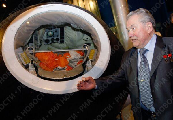 Мемориальный музей космонавтики на Звездной аллее открылся после реконструкции