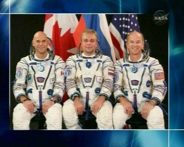 Историческое событие на МКС – на борту впервые работают сразу три экипажа