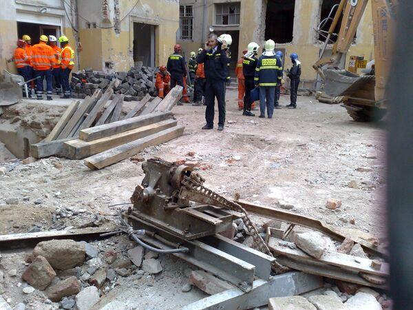 Посольство Украины проверяет информацию об украинцах, пострадавших в Праге