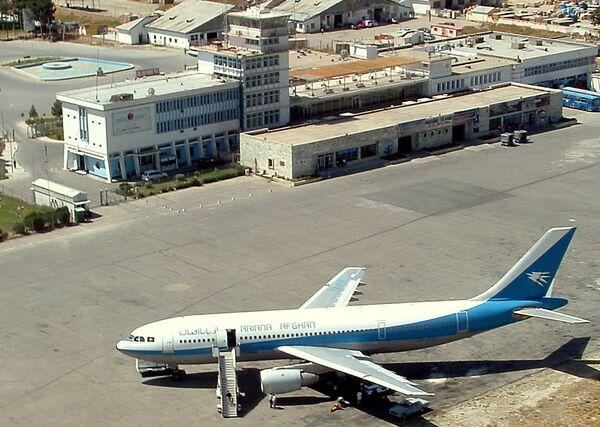Кабульский аэропорт. Архив