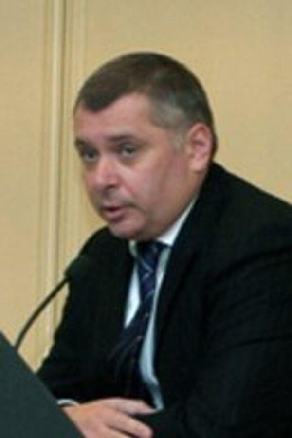 Врио премьер-министра секретарь Совбеза республики Ингушетия Алексей Воробьев