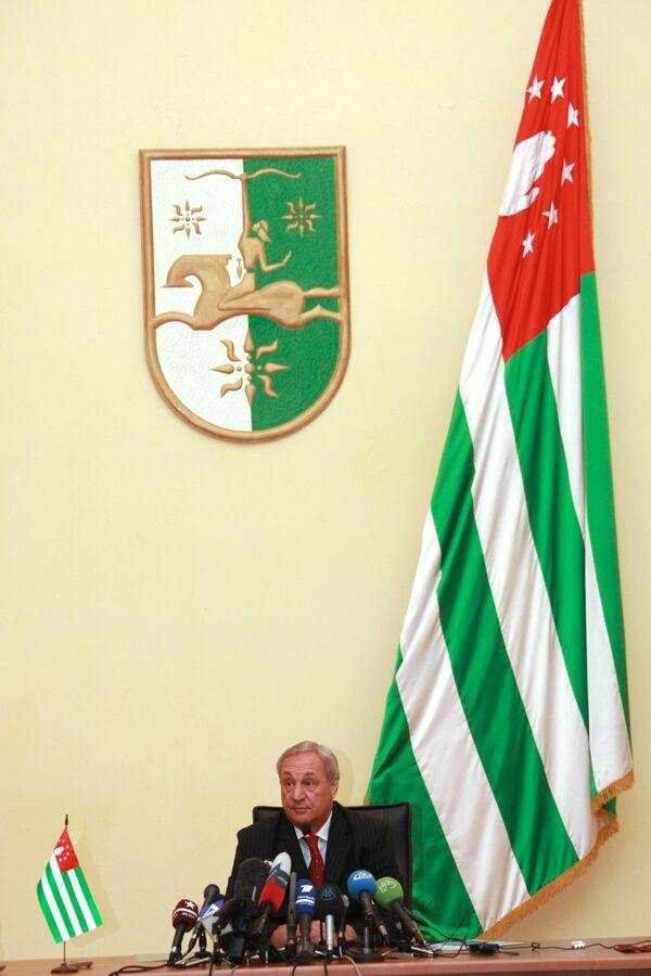 В Абхазии зарегистрирована первую группу по выдвижению кандидата в президенты