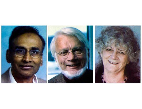 Нобелевская премия-2009 по химии присуждена за исследования ДНК