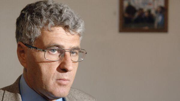 Заместитель председателя Союза правых сил Леонид Гозман