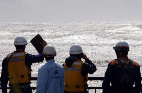Тайфун Мелор в Японии
