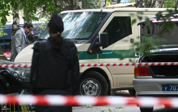Похищенные у инкассаторов в Москве деньги принадлежат инвесткомпании