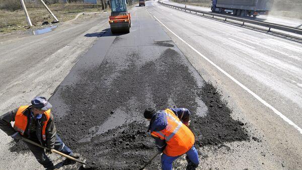 Газовую трубу на севере Москвы могли повредить рабочие при укладке кабеля