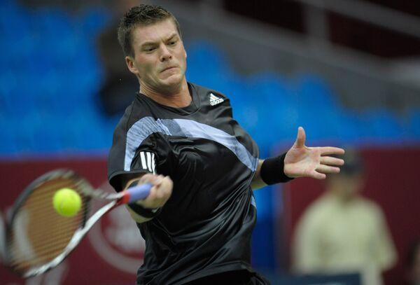 Королев уступил в стартовом матче теннисного турнира в Питере