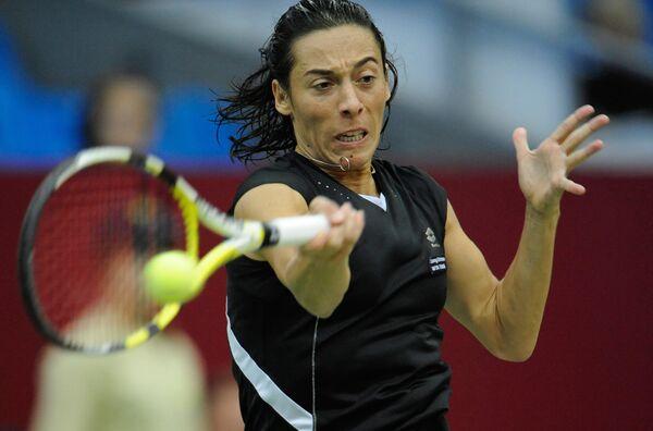 Итальянская теннисистка Франческа Скьявоне