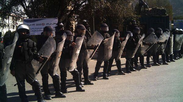 Спецназ  Афганистана