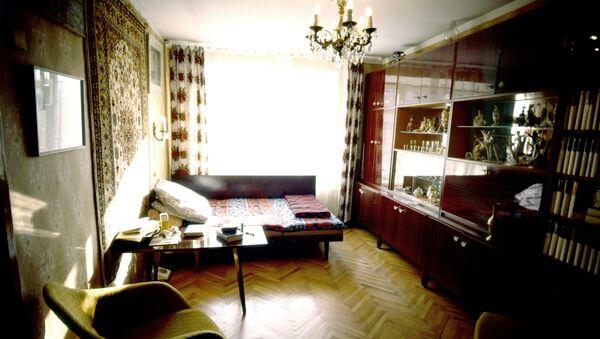 Московская квартира. Архив