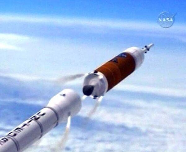 Непогода на мысе Канаверал: запуск ракеты Ares 1-X под угрозой