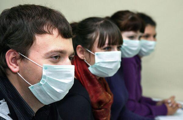 Россияне стали чаще болеть гриппом A/H1N1, а не обычным - Минздрав