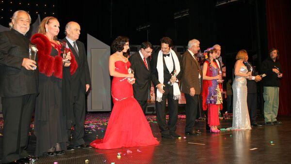 В Дамаске открылся 17-й международный кинофестиваль