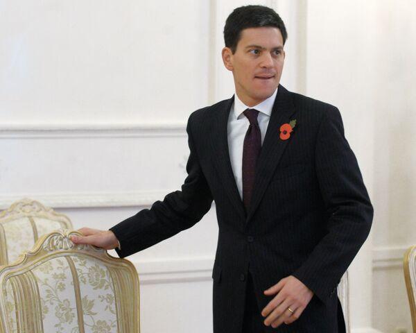 Глава МИД Британии считает, что его визит в РФ продвинул отношения стран на шаг вперед