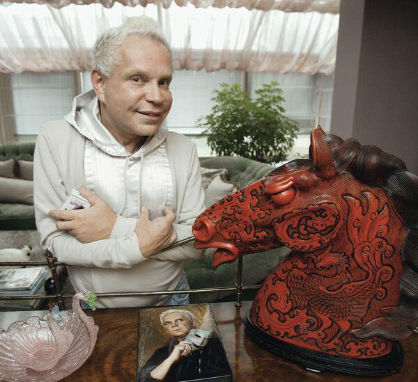 Борис Моисеев. Архив