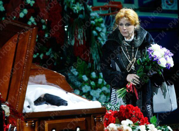 Актриса Клара Новикова