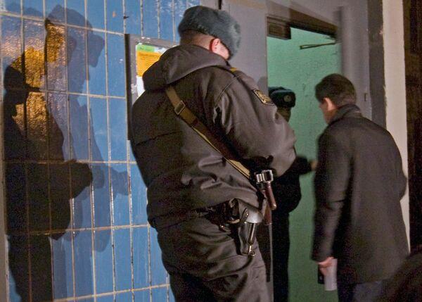 Один из лидеров преступной группировки убит в Подмосковье