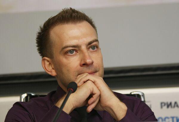Генеральный директор MTV Россия Алексей Ефимов