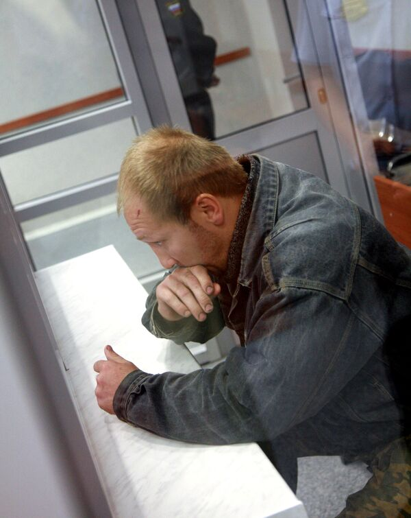 Завершено расследование дела бывшего инкассатора Александра Шурмана