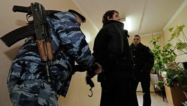 Задержан подозреваемый в совершении теракта в храме во Владимире