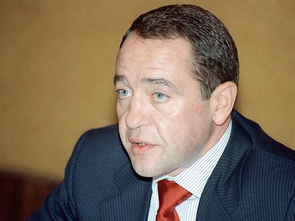 Михаил Лесин
