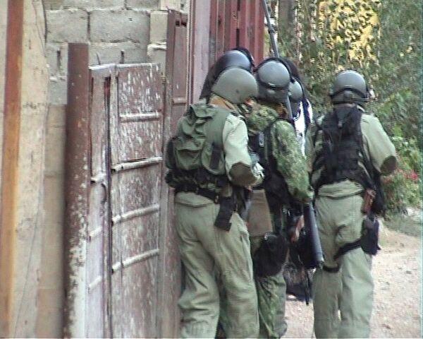 Сотрудники ФСБ ликвидировали боевика в Дагестане