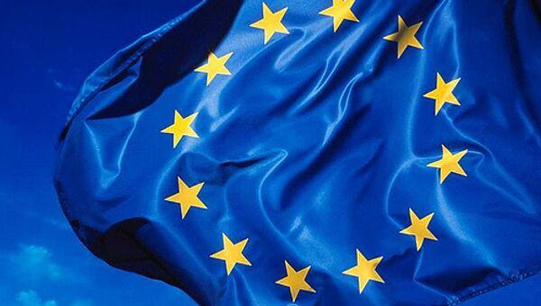 Флаг Евросоюза. Архив