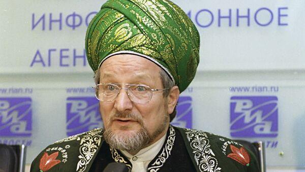 Верховный муфтий поздравил россиян с праздником Курбан-байрам