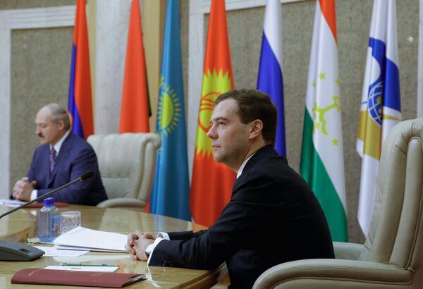 РФ, Белоруссия и Казахстан одобрили Таможенный кодекс и единый тариф
