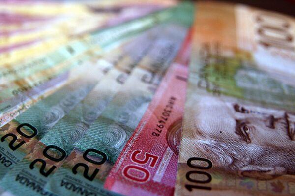 Канадский доллар. Архив