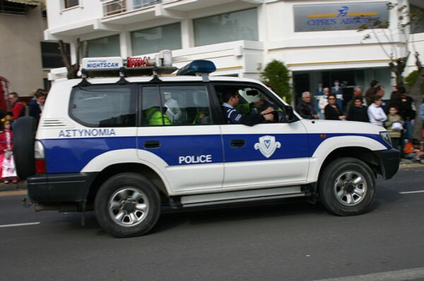 Полиция Кипра. Архив