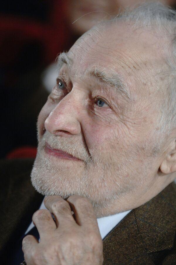 В Доме кино прошел вечер, посвященный 80-летию актера Вячеслава Тихонова