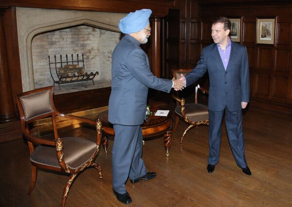 Визит Сингха укрепил российско-индийскую дружбу