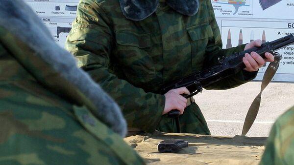 Омский курсант, захвативший заложников, задержан - УВД