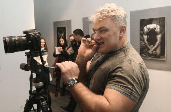 Телеведущий Владимир Турчинский